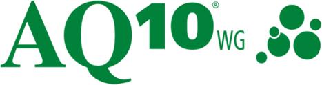 Imagen del logotipo de la marca AQ10