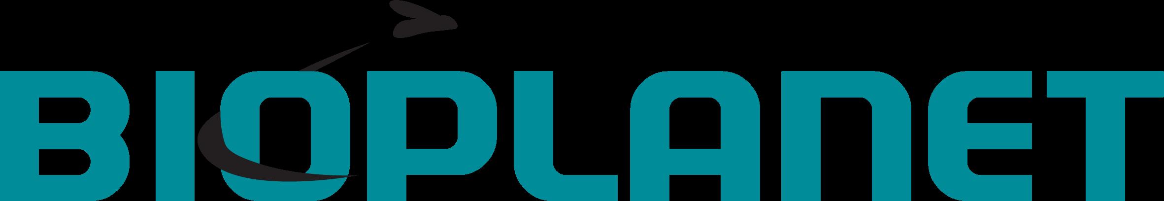 Logotipo de la marca Bioplanet