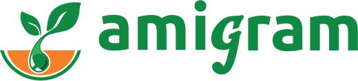 Logotipo de la marca Amigram